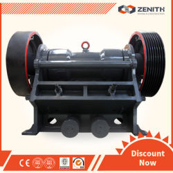 Pew Series Working Stable Small concrete Block Jaw Crusher