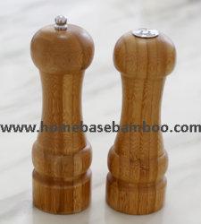 A FDA Walmart Lidl Sal de bambu Pimenta Moedor de fábrica