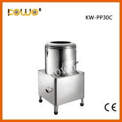 Industrial automático novo aço inoxidável 1,5 KW Electric Descascador de batata para venda