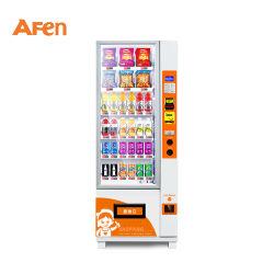 Afen 각자 판매를 위한 자동적인 소형 음료 식사 자동 판매기