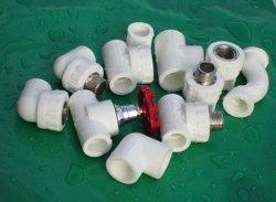Standaard HDPE PE-pijpfittings met kogelklep