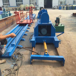 Dn en provenance de Chine GRP50-4000mm tuyau de machines de bobinage de PRF composite