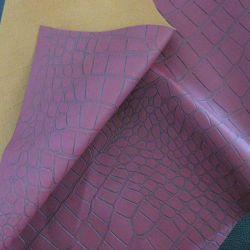 China Bolsa de cuero para PVC maneja Mg8154-6