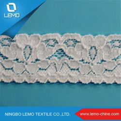 Tricot dentelle tissu tricoté Warp pour les vêtements