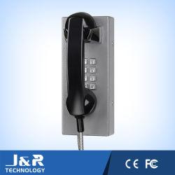 La sécurité industrielle VoIP Téléphone, Téléphone, Service de téléphone, l'aide Airport Téléphone