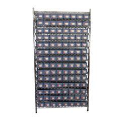 Для тяжелого режима работы дисплея провод металлических стеллажей для хранения и магазинов