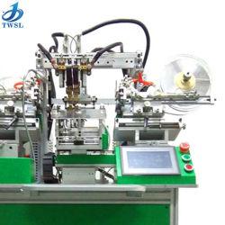 """Batterie au lithium Twsl-7500automatique Making Machine pour Smartphone Batterie au Lithium de BPC en forme de """"L"""" Les bandes de nickel de la soudure par points"""