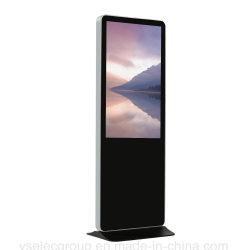 Yashi 43 pouces écran LCD multimédia de réseau 3G libre Affichage publicitaire permanent