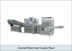 Pianta riempita centrale della caramella dura (K8019001)