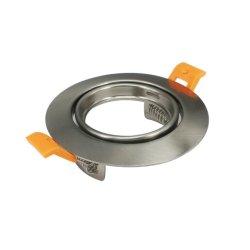 مصباح خفض موضع إطار تثبيت خفيف غائر لوضع مصباح LED/هالوجين/GU10/MR16/PAR16/Gu5.3/50 مم T08r