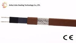 フリーズ用の工場出荷の直接供給の電気アンダフロアセルフレギュレーティング加熱ケーブル パイプラインの保護