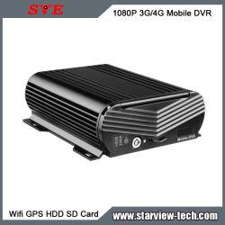 1080P 3G 4G WiFi GPS enregistreur vidéo numérique mobile