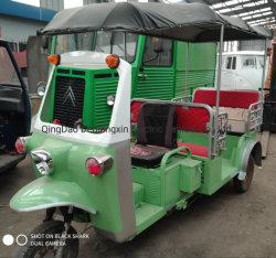 Três Wheeler Bajaj chinesa três passageiros roda motociclo de três rodas