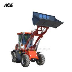 Neue Nennrad-Ladevorrichtungs-Maschine des belastungsgewicht-1000kg Mini