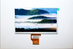 9.0Inch LCD TFT Módulo de pantalla táctil VGA de 800x480 con entrada/CVBS
