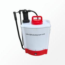 Питание от аккумуляторной батареи 12В рюкзак опрыскиватель для борьбы с сельскохозяйственными вредителями в сельском хозяйстве, газон, во дворе, саду