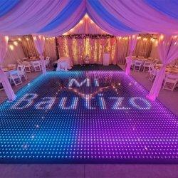 Cerimonia nuziale portatile completa 2020 di colore LED di RGB di disegno della discoteca/Club/DJ/Events Digital Dance Floor