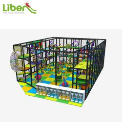 La Chine Liben utilisé commerciale Kids Indoor jouer installation pour vente 5. Le. T2.703.171.03