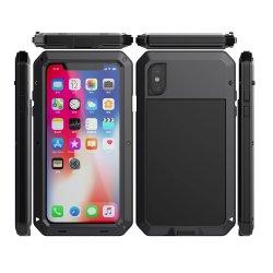 Cassa Shockproof impermeabile della cassa di alluminio del metallo per il iPhone