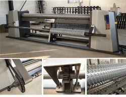 Belüftung-überzogene Hex Huhn-Maschendraht-Filetarbeits-Maschine