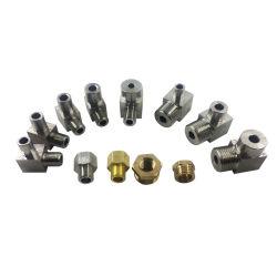CNC van de Delen van de machine OEM voor Componenten en Delen van de Montage van de Hoge druk de de Pneumatische