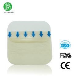 병원 급료 방수 투명한 접착성 부상 드레싱 Hydrocolloid 드레싱