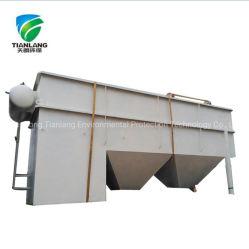 Traitement des eaux usées des eaux usées industrielles flottation à air dissous pour moulin à papier de l'équipement/ Textile Dyeing/de la galvanoplastie/ traitement des eaux usées d'abattage