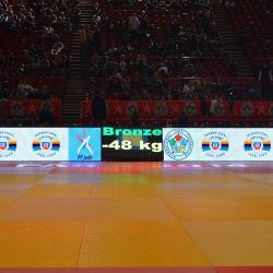 IP 65 Affichage LED écran LED sport stadium affichage LED pour l'extérieur du périmètre P8 P10 P16