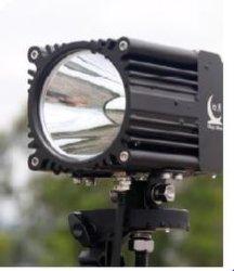 차와 기관자전차를 위한 LED 탐조등