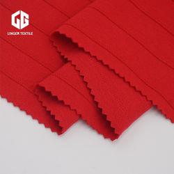Commerce de gros de la CVC JACQUARD Tissu de verrouillage 60%40%polyester coton