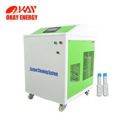 Cuidado de carro Gás Hho Oxi hidrogénio carbono máquina de limpeza do motor