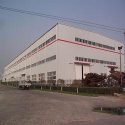 تجاريّة فولاذ [بويلدينغ ستروكتثر] مع مرفاع أثر داخلا