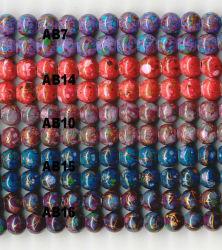 Perles Marbleized magnétique de haute qualité