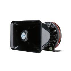 Senken resistente al agua 100W Mini inalámbrica portátil de la Alarma de Incendio de la policía de la policía de Ambulancia de Altavoz de bocina electrónica