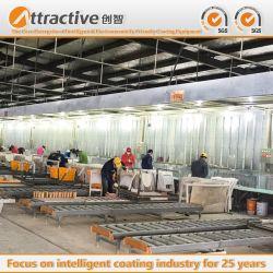 Ligne de Production automatique pour l'industrie du meuble enduit de poudre de l'équipement