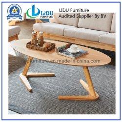 旧式なStyle Rectangle Center Solid Wood Coffee TableかOak Wood Table