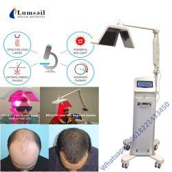 Terapia a basso livello del laser per la macchina di ricrescita dei capelli del laser del diodo di trattamento 400 di perdita di capelli