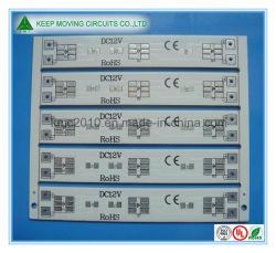 2 слой белого припоя подсети для LED печатной платы