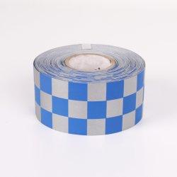 Silver Tc tissu imprimé pour des vêtements de sécurité de la conception du réseau