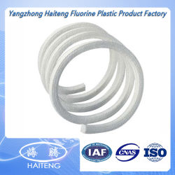 Imballaggio Braided impregnato Teflon acido dell'amianto PTFE di resistenza dell'alcali