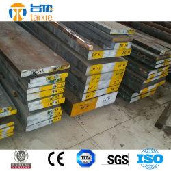 Fabricante profissional 1.2311 P20 da placa de aço especial para o plástico do molde