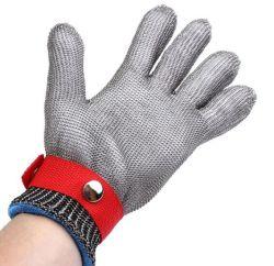 Commerce de gros de la sécurité en acier inoxydable résistant aux coupures de protection Gants de travail