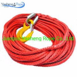cinghia sintetica di ripristino della corda dell'argano di rimorchio di 12-Strand UHMWPE
