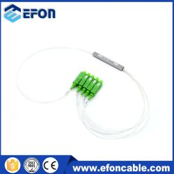 CATV divisor de 10 vías, Mirco el tubo de 0,9 mm Sc LC Log Divisor HDMI, el precio de distribuidor de fibra óptica