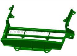 Guia de ar do molde da placa automotiva fabricação de moldes de Autopeças