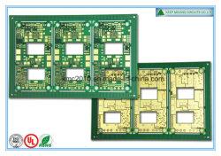 Circuito per circuito stampato FR4 multistrato con immersione Gold (CIT/BGA)