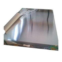 Finition PIERRE SPCC T57 de qualité alimentaire en tôle acier Fer-blanc électrolytique