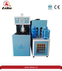 CE semiautomatico della macchina dello stampaggio mediante soffiatura di stirata di 5 galloni (L-BS511)