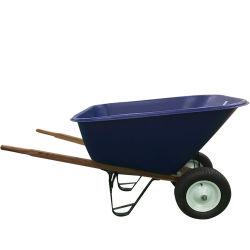 Riga della barra di rotella di plastica resistente della benna dello strumento di giardino