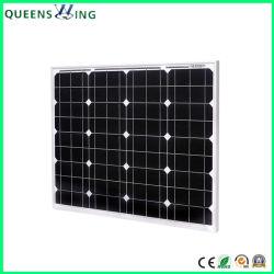 50W constituídos Silício Painel Solar Painel PV (QW-M50W)